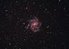 Firecracker Galaxy - NGC 6846
