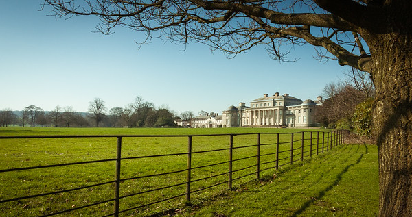 Shugborough Hall Landscape
