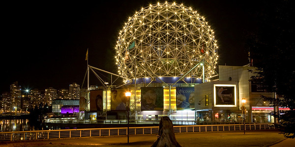 Science World - Vancouver, British Columbia