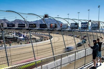 NASCAR at Las Vegas Motor Speedway 2015
