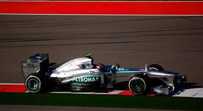 Lewis Hamilton, Circuit of the Americas 2013