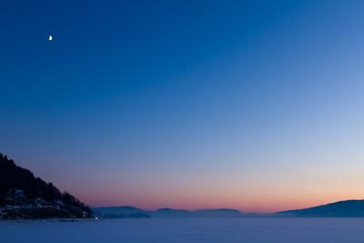 Hyggen / Drammensfjorden