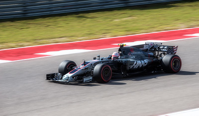 Kevin Magnussen, Haas F1 Team, Circuit of the Americas 2017