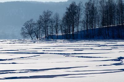 Gjerdal, by Drammensfjorden