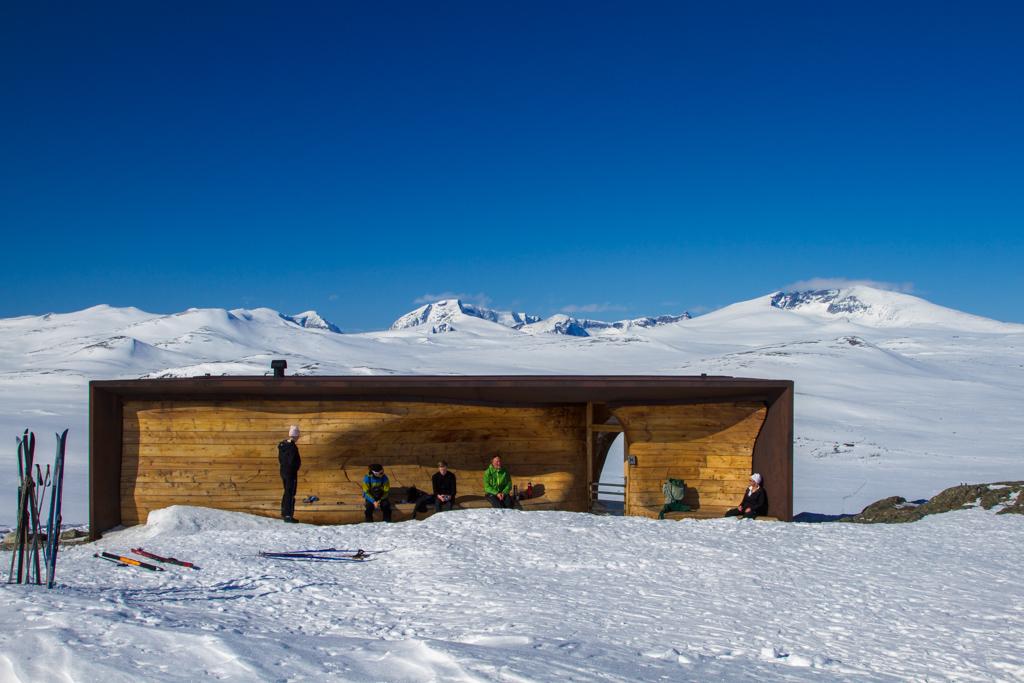 Viewpoint Snøhetta