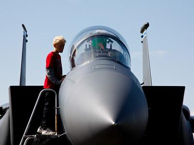 USAF McDonnell Douglas F-15E Strike Eagle