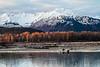 Alaskan skyline