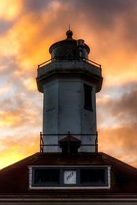 Point Wilson Light, Port Townsend, WA, USA