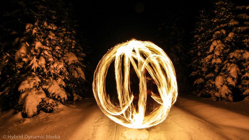 Fireball / Boule de feu