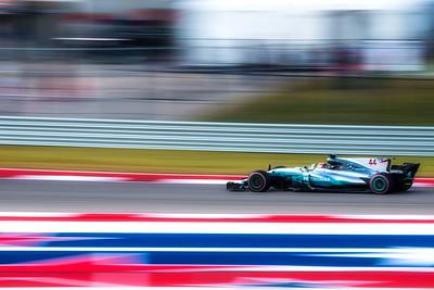 Lewis Hamilton, Circuit of the Americas 2017