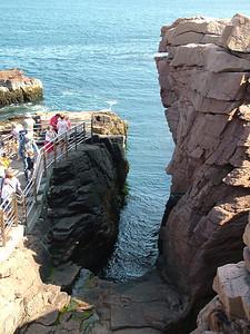 Acadia National Park. Bar Harbor, Maine