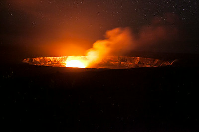 Halema'uma'u Crater, Hawaii