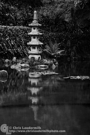 Tea Garden Pagoda