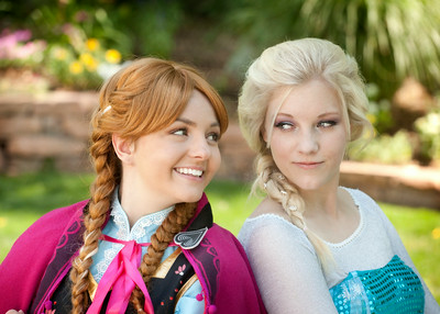 Elsa and Anna 8180 5x7 Final