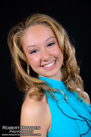 Vanessa Chambe Miss Oakland County Outstanding Teen 2012