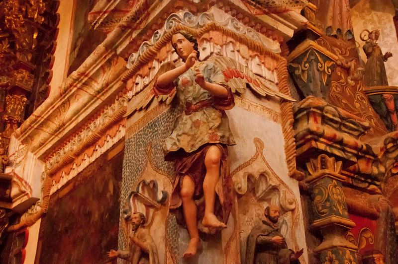 Angel, Mission San Xavier del Bac, Tucson