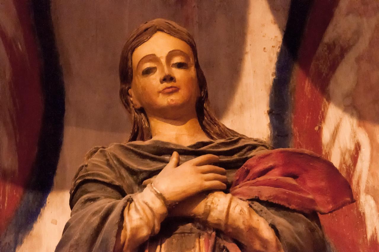 Blessed Bernadine of Feltre, Mission San Xavier del Bac, Tucson