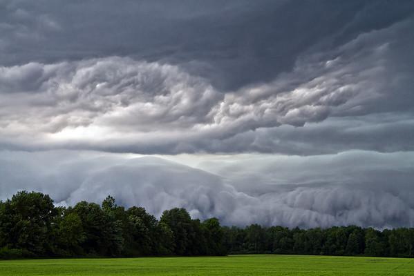 Storm Cloud Mountains