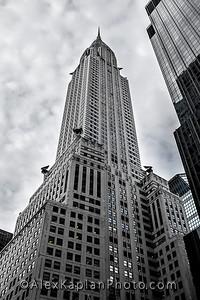 Chrystler Building, NYC by Alex Kaplan www.AlexKaplanPhoto.com