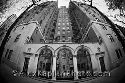 Building in New York City, By Alex Kaplan www.AlexKaplanPhoto.com