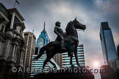 Philadelphia, PA Streets  By www.AlexKaplanPhoto.com