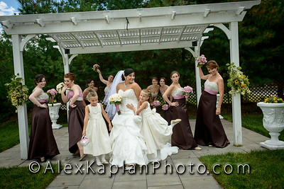 Wedding at the Wilshire Grand Hotel 350 Pleasant Valley Way, West Orange, NJ 07052 By Alex Kaplan New Jersey Photo Video Photo Booth www.AlexKaplanWeddings.com