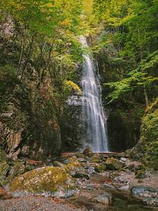 Hyakuhiro Waterfall