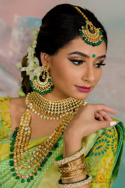 Bride: A woman with a fine prospect of happiness behind her.  - Ambrose Bierce.    @purebeautybylatha  @ilakkya_couture  @3charmsgalleria  @jasmineflorists  @eagle4vision  #hairstyles #beautiful #brampton #fashion #fashionshow #torontowedding #torontomakeupartist #torontotamilwedding #toronto_insta #montreal #maccosmetics #hudabeauty #bride