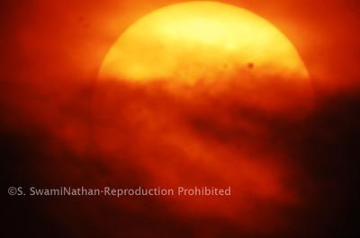 Transit of Venus Sunset, 21st Century