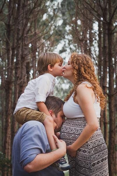 Blair | Maternity Session