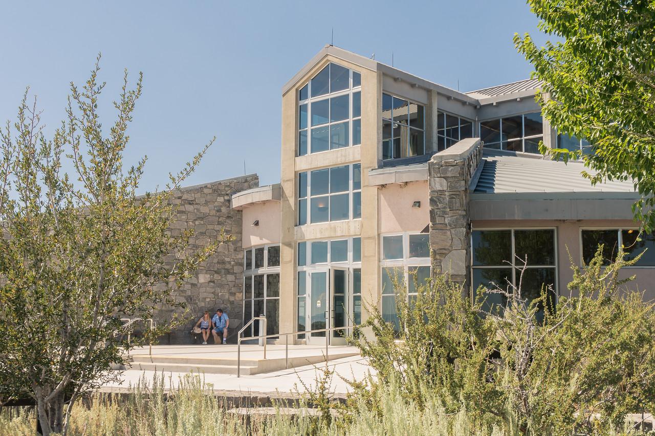 Mono Lake Visitors Center