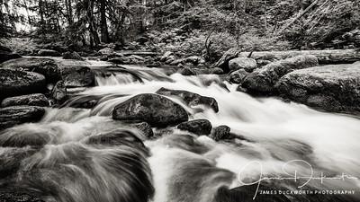 Columbia Royal Gorge Creek