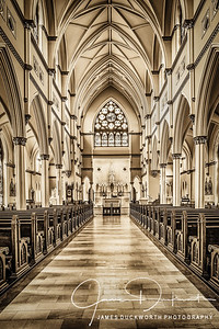 The Cathedral of Saint John the Baptist, Charleston, South Carolina
