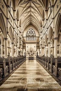 The Cathedral of Saint John the Baptist, Charleston, South Carolina