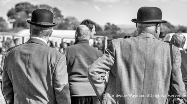 At The Races - Two Bowlers