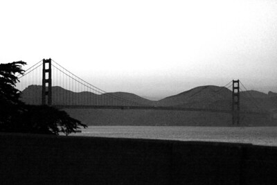 Golden Gate Bridge in San Francisco California - © Simpson Brothers Photography