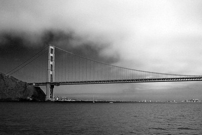 Golden Gate Bridge San Francisco California - © Simpson Brothers Photography