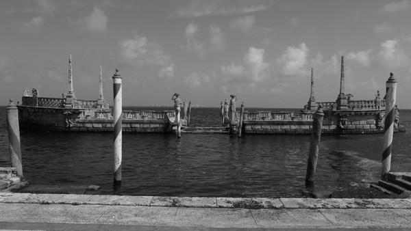 Stone Boat  Vizcaya Museum and Gardens // Miami, FL //