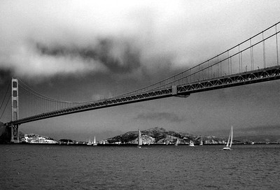 Golden Gate Bridge - © Simpson Brothers Photography