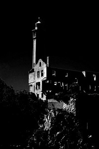 Alcatraz San Francisco California Bay Area - © Simpson Brothers Photography