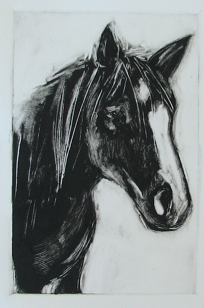 Monotype card *sold*