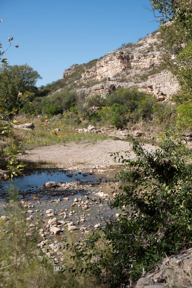 Beaver Creek near Montezuma Castle