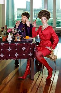 Riided, rõivad,stiil, jõulud,inimesed, mees, naine. Stilist Beatrice.