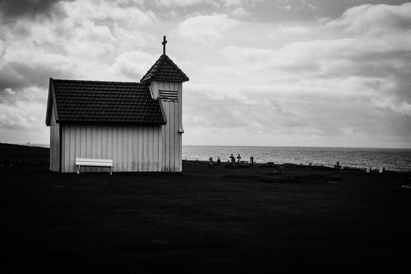 Church by the Sea #Norway