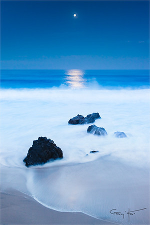 Blue Moon, Big Sur