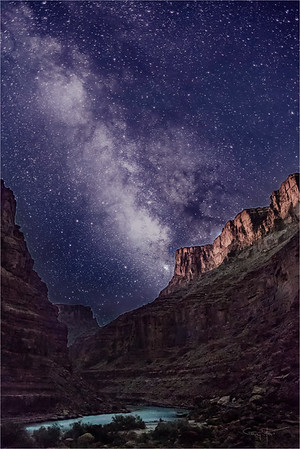 River of Light, Grand Canyon