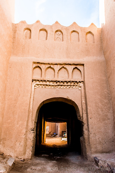 Into the Kasbah