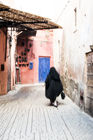 Ghost in the Souk