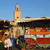 Marrakesh, Morocco: Color landscape beyond belief...