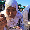 Marrakesh, Morocco: Color landscape beyond belief... : Portrait